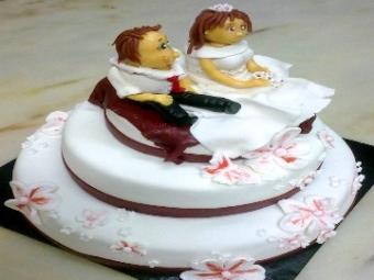 Bolo de Casamento – 96