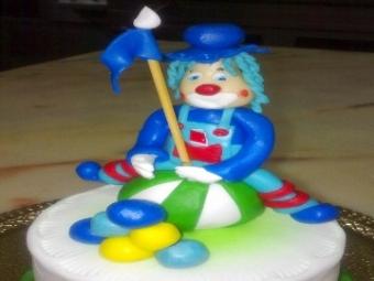 Dia da Criança – Bolo 80