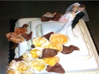 Bolo de Casamento – 97